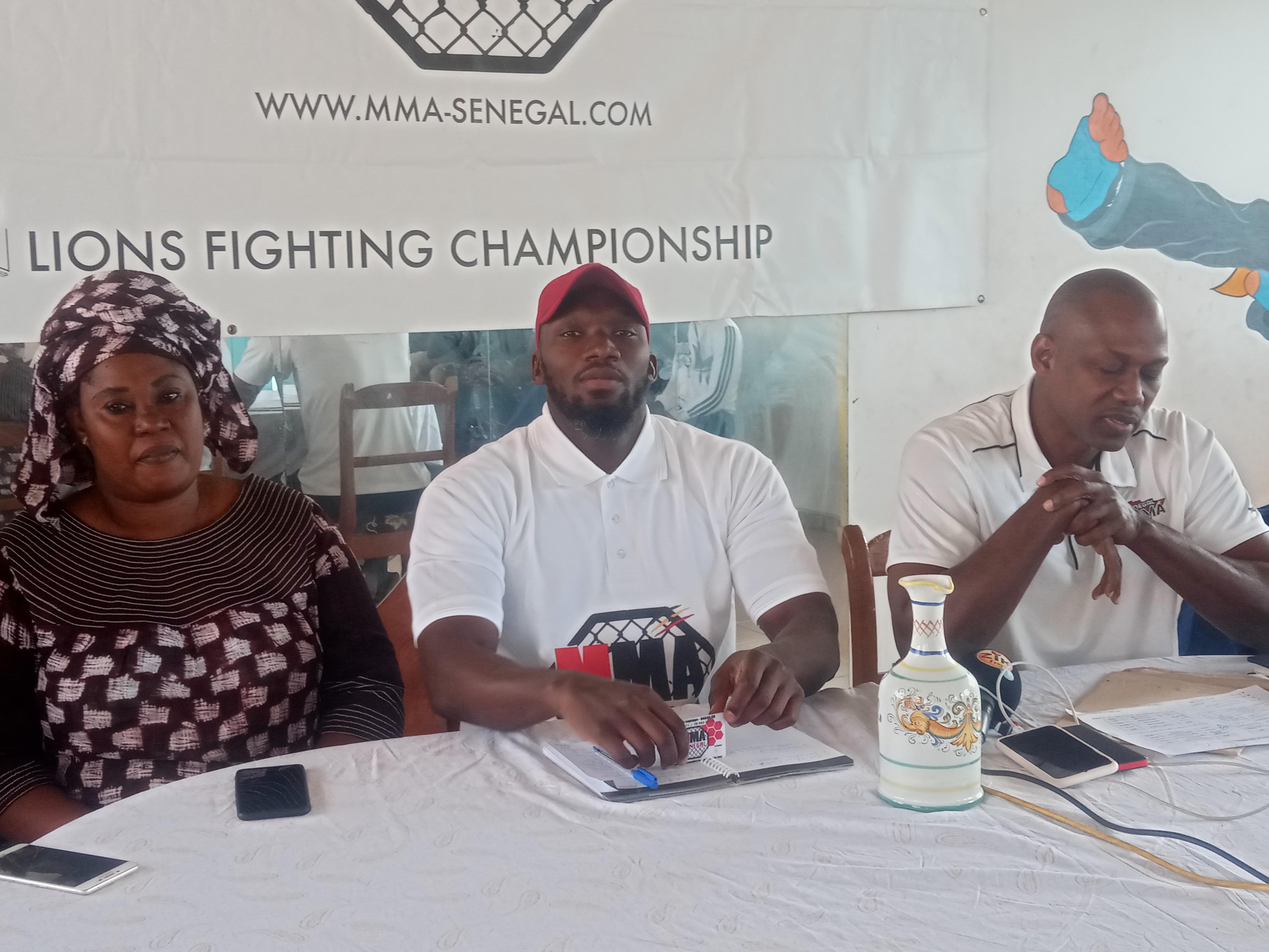 Deux questions à Pape Kane, Président de l'Association MMA Sénégal