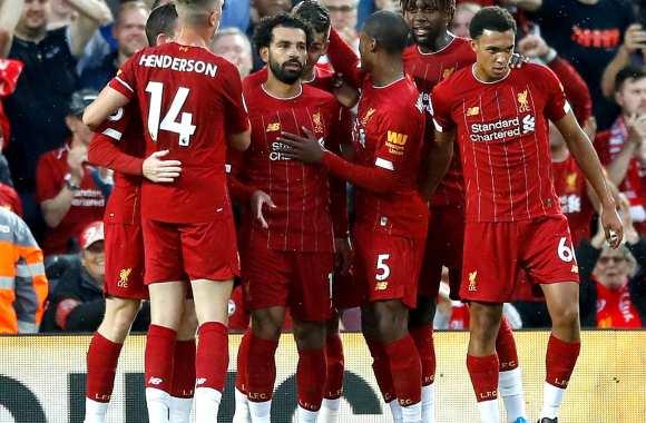 Premier League: quinze victoires en seize journées pour Liverpool