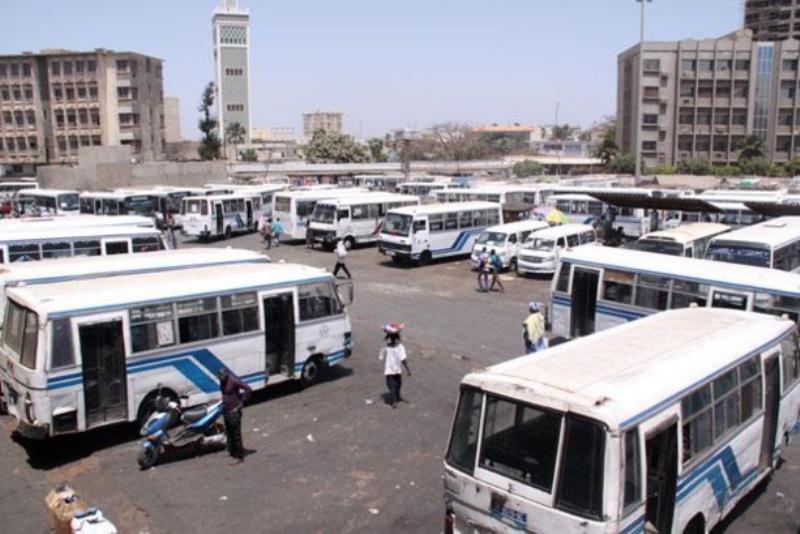 Transport à Dakar: préavis de grève qui va couvrir un mois, à compter de janvier 2020