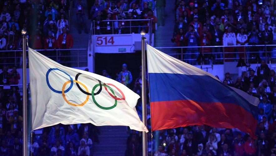 La Russie privée des JO 2020 et du Mondial 2022