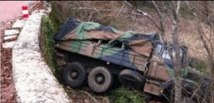 Accident d'un convoi de militaires sénégalais: quatre des 18 blessés en cours évacuation vers Dakar