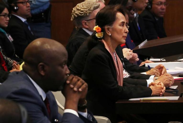 Rohingyas: «l'intention génocidaire ne peut pas être la seule hypothèse», déclare Aung San Suu Kyi devant la CIJ