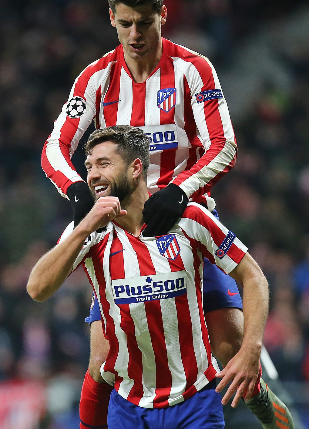 #LigueDesChampions - L'Atlético arrache la qualification pour les 8es