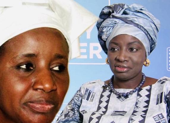 Session CESE: la ministre Mariama Sarr boude Mimi Touré