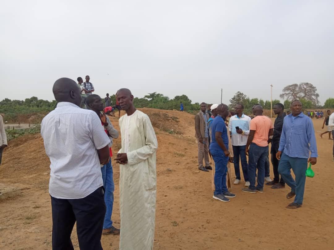 Rejet du projet de construction de leur stade par le maire: les jeunes de Ouakam mettent en garde l'Etat