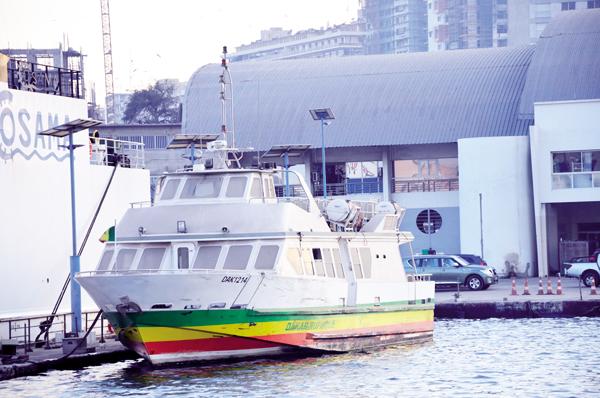 Rufisque: le projet des Bateaux-Taxis de Wade noyé à l'eau avec 2,8 milliards Fcfa