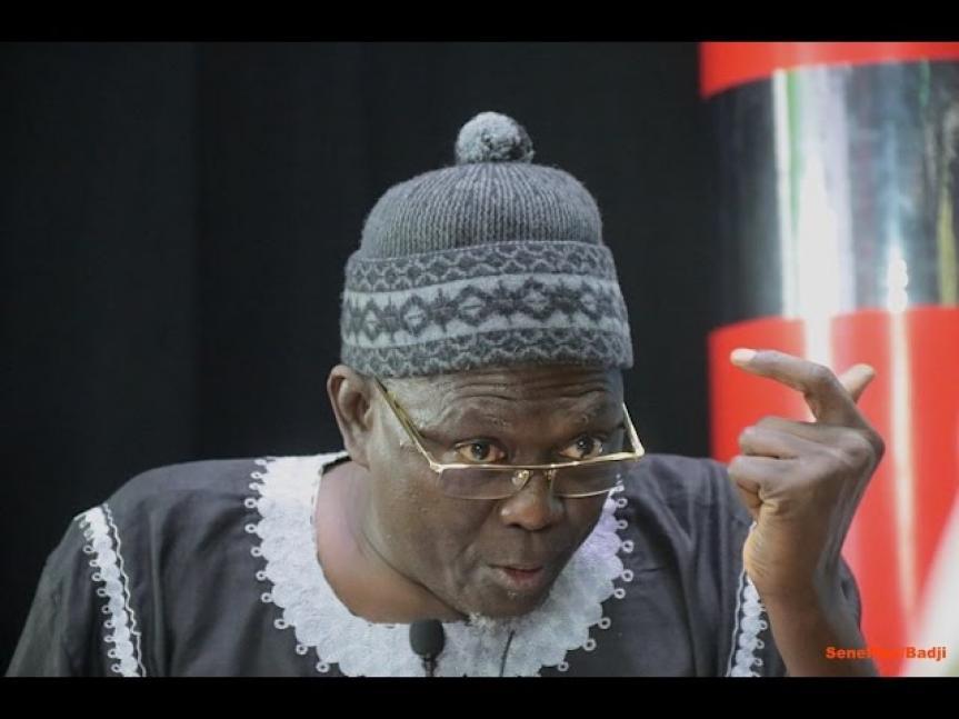 """Marche réussie de """"NOO LANK"""": Moustpaha Diakhaté adresse une note salée à Macky Sall"""