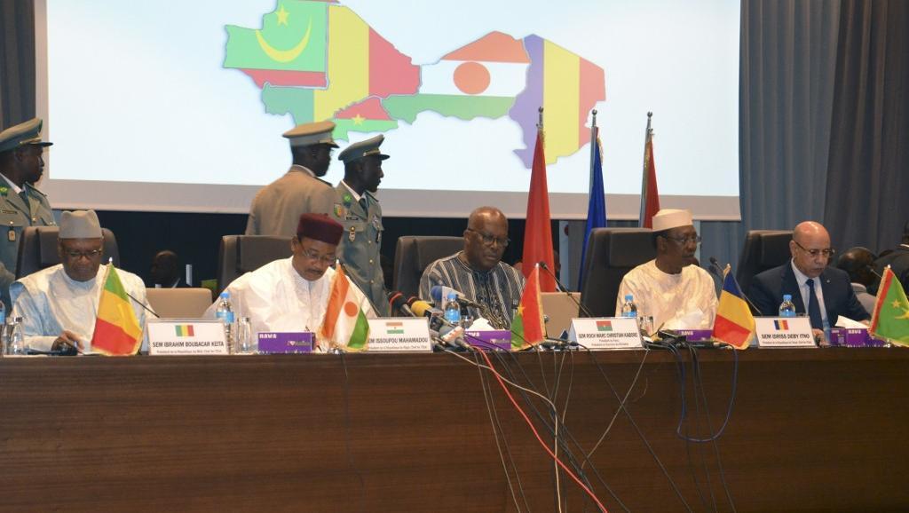 71 soldas au Niger lors d'une attaque, le G5 Sahel appelle la communauté internationale à agir
