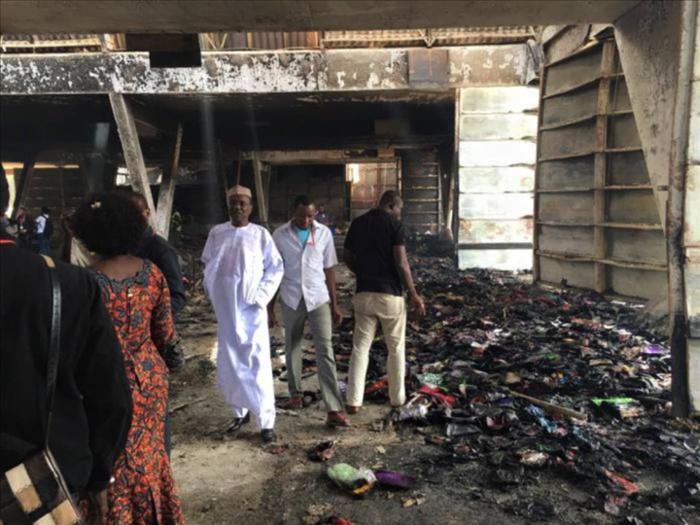 Incendie du CICES en 2015: les sinistrés attendent toujours leur indemnisation