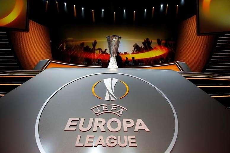 Voici les seizièmes de finale de l'Europa League 2019-2020