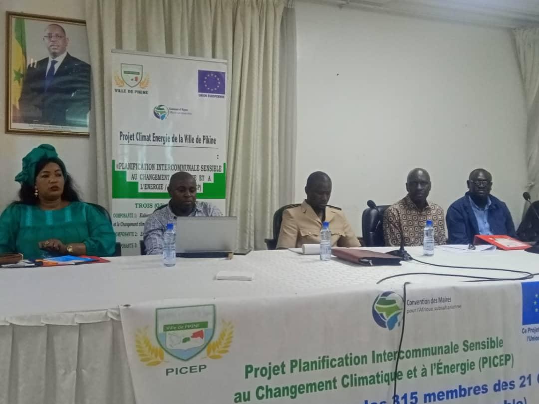Lutte contre le changement climatique : la ville de Pikine arme les communes voisines en formant 200 acteurs
