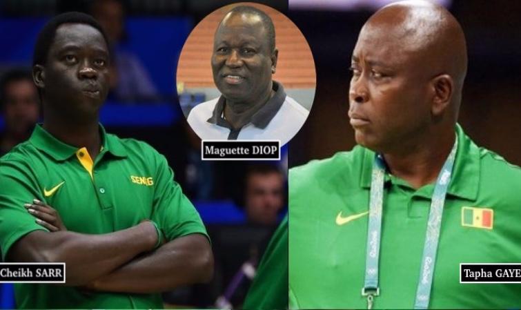 Basket –  Maguette Diop remercié de la DTN, Cheikh Sarr limogés