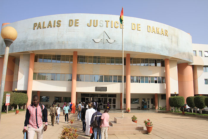 """Audition dans le fond: Dr Babacar Diop s'appuie sur le """"droit à la marche"""" pour tout assumer"""