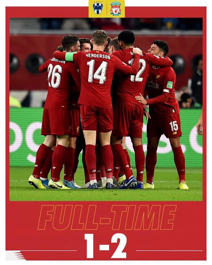 Liverpool qualifié pour la finale de la Coupe du monde des clubs à la dernière seconde !