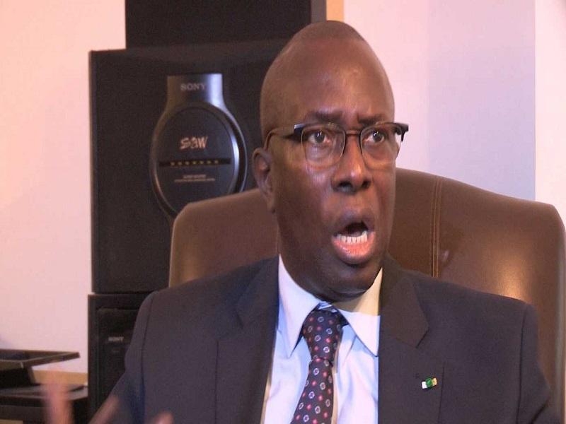 Souleymane Ndéné Ndiaye demande à l'État de mater NOO LANK et ses manifestations