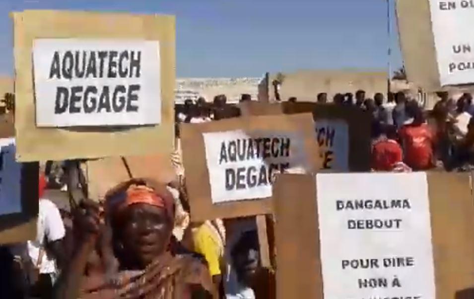 Manque d'eau à Mont-Rolland: À l'origine, la mauvaise gestion des forages par Aquatech