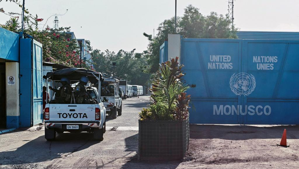 RDC: l'ONU vote pour une Monusco avec moins de militaires et plus de policiers
