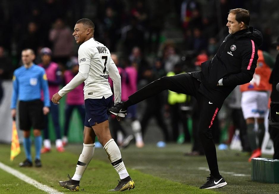 Mbappé tiraillé entre les JO de Tokyo et le PSG