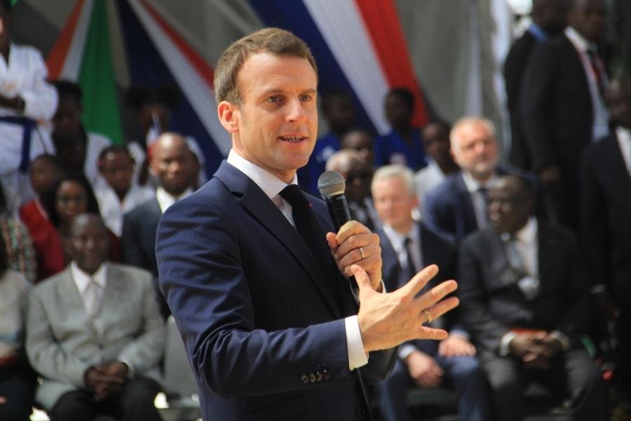 Abidjan: La France veut «changer» ses relations avec l'Afrique (Macron)