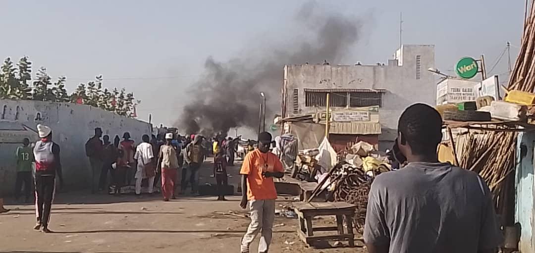 Affrontements entre forces de l'ordre et pêcheurs à Mbour: des blessés et une cinquante d'arrestations enregistrés