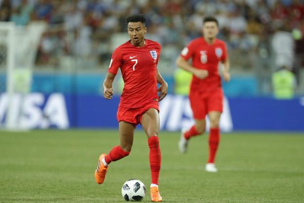 Jesse Lingard veut retrouver la sélection anglaise