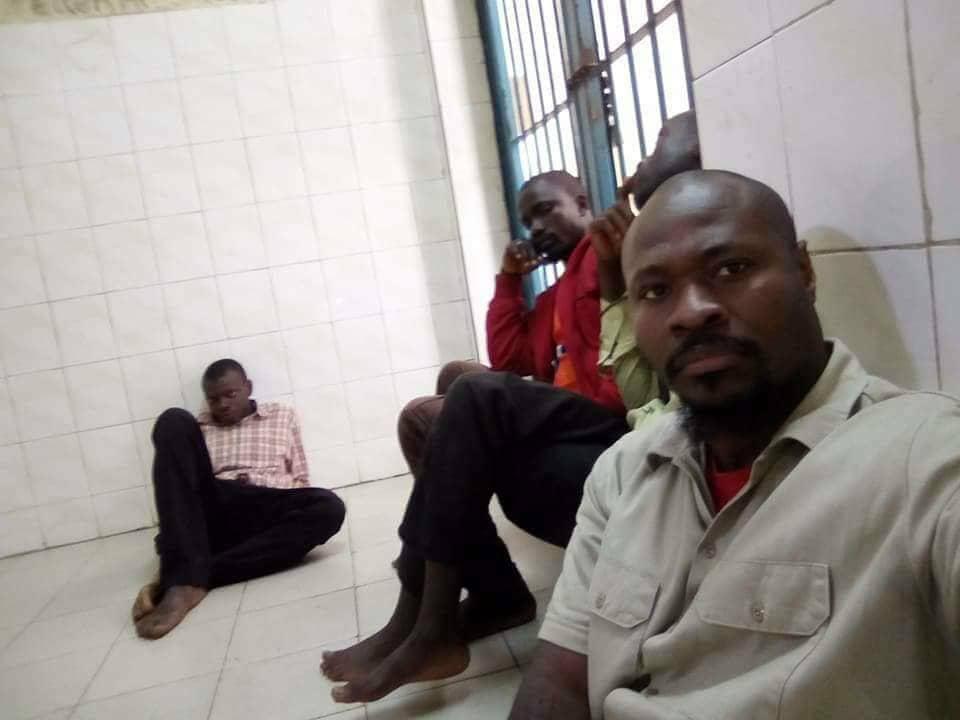 Prison Camp pénal: Seydi Gassama donne des nouvelles de Guy Marius Sagna et de sa grève de la faim