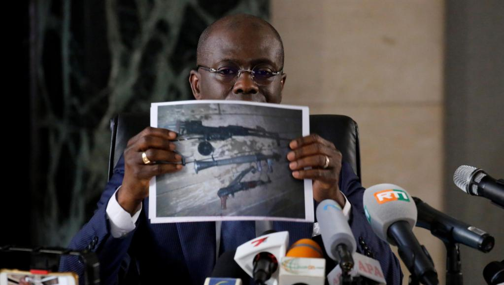 Côte d'Ivoire: des armes pour renforcer l'accusation contre Guillaume Soro?