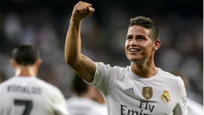 #Mercato - James Rodriguez va rester au Real Madrid