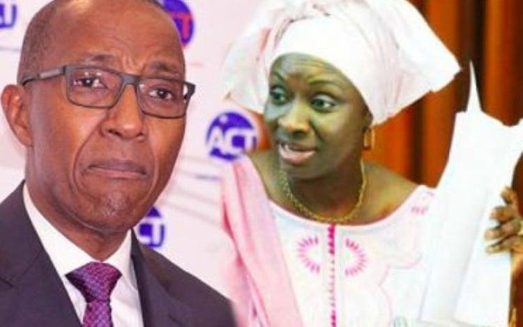 """Aminata Touré descend Abdoul Mbaye: """"une rancœur tenace..il ne pardonnera jamais à Macky de l'avoir viré"""""""