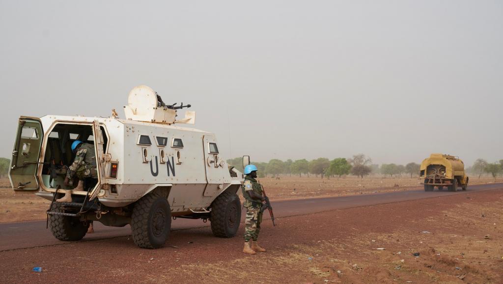 Manifestations contre les casques bleus au Mali: le gouvernement appelle au calme