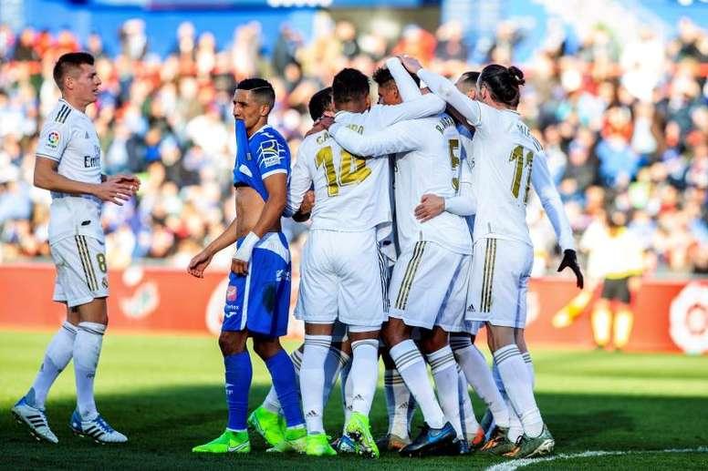 Le Real Madrid reprend la tête en attendant le Barça