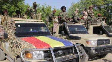 Des soldats tchadiens déployés au Nigéria dans lutte contre Boko Haram rentrent au Tchad