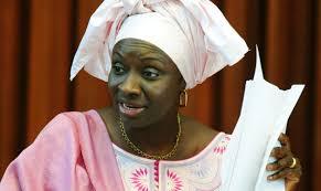 """Troisième mandat: """"le président a dit ce qu'il avait à dire"""", estime Aminata Touré"""