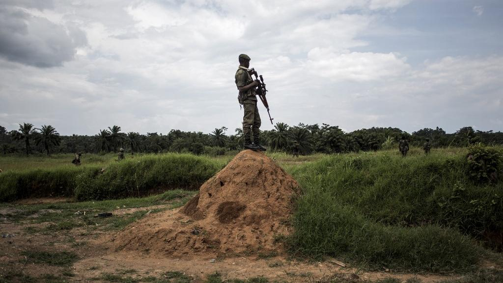 RDC: l'armée dénonce une campagne de discrédit à son encontre