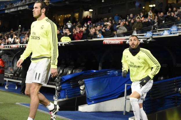 Supercoupe d'Espagne : Après Eden Hazard, Benzema et Bale forfaits eux aussi
