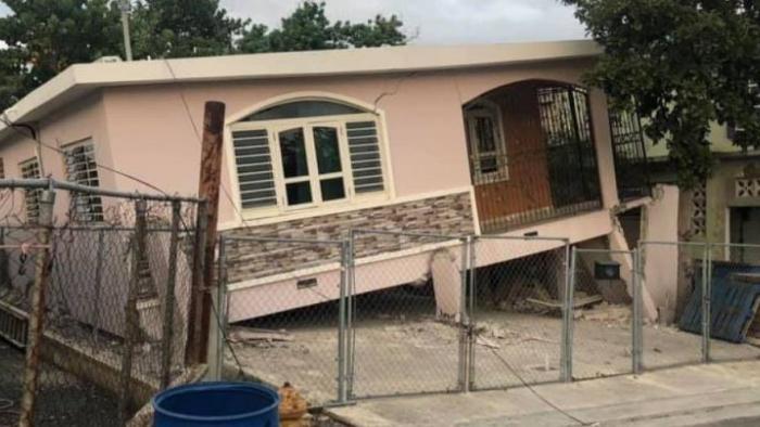 Puerto Rico: séisme de magnitude 6,6 au large du territoire