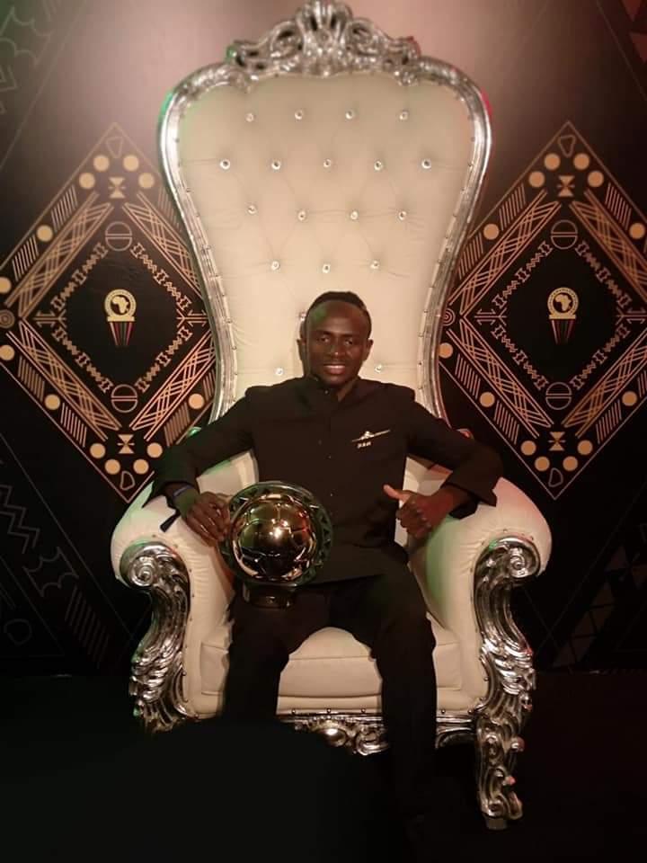Sadio Mané ne sera finalement pas à Dakar pour son Sargal