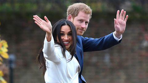 Annonce surprise: Harry et Meghan se distancient de la famille royale britannique