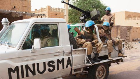 Mali: au moins 20 blessés dans l'attaque d'une base de l'Onu dans le nord du pays