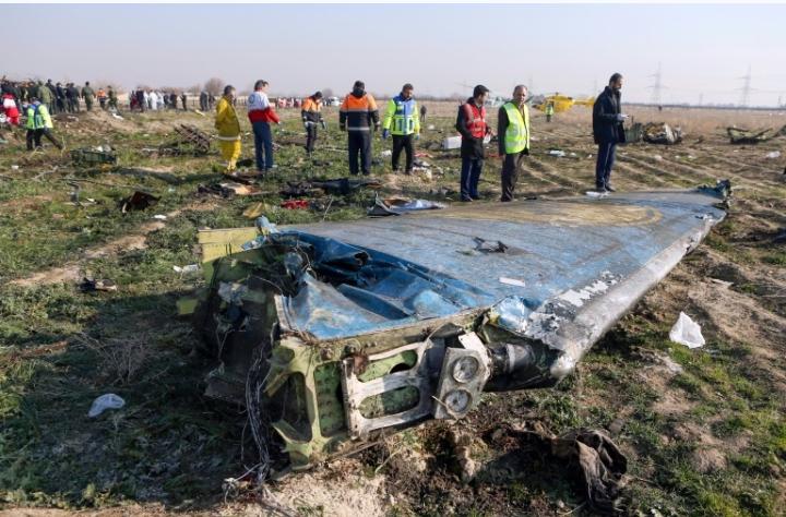 Le Canada affirme que le Boeing 737 a été abattu par un missile iranien, probablement par erreur