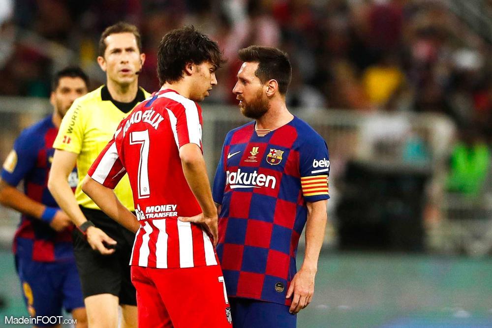 FC Barcelone: Lionel Messi ne digère pas l'élimination en Supercoupe d'Espagne