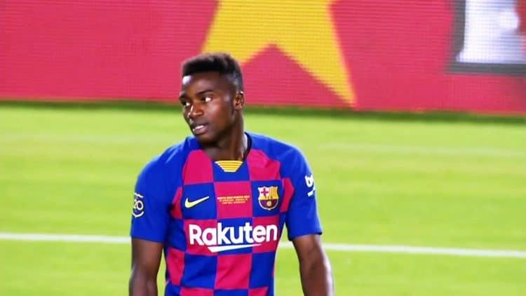 Prêt avec option d'achat, Leicester veut sceller un accord avec le Barça pour Moussa Wagué
