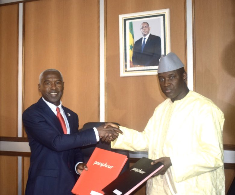Coopération sécuritaire Sénégal-Etats-Unis: le mémorandum signé ce vendredi