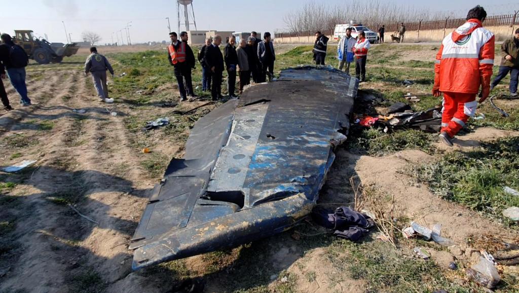 Iran: l'armée reconnaît avoir abattu le Boeing ukrainien par erreur