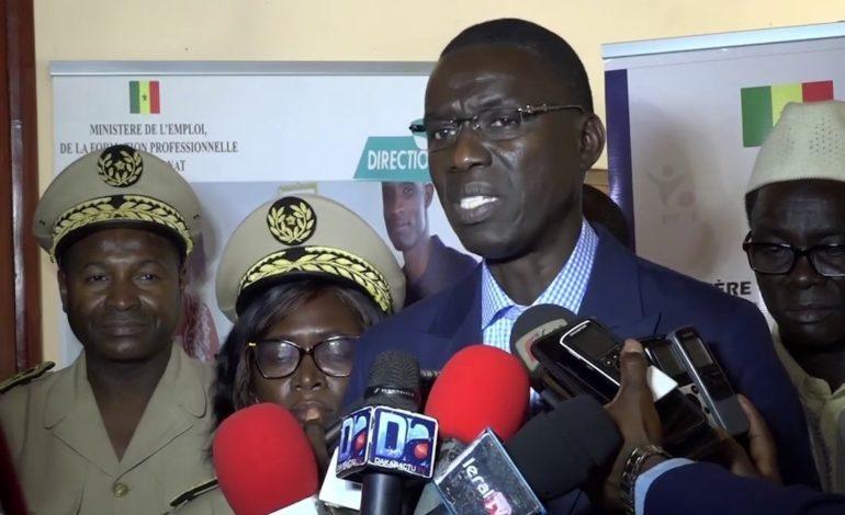 Le ministre Dame Diop épinglé et freiné par l'Armp sur un marché de 36 milliards