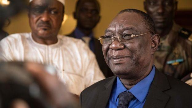 L'ex-président centrafricain Michel Djotodia de retour à Bangui