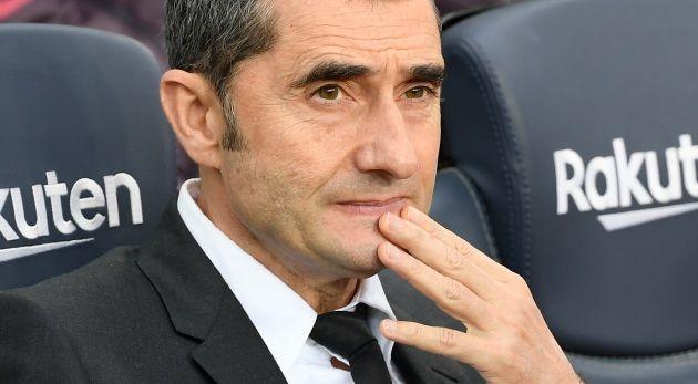 Barcelone: Valverde pourrait être viré dans la journée