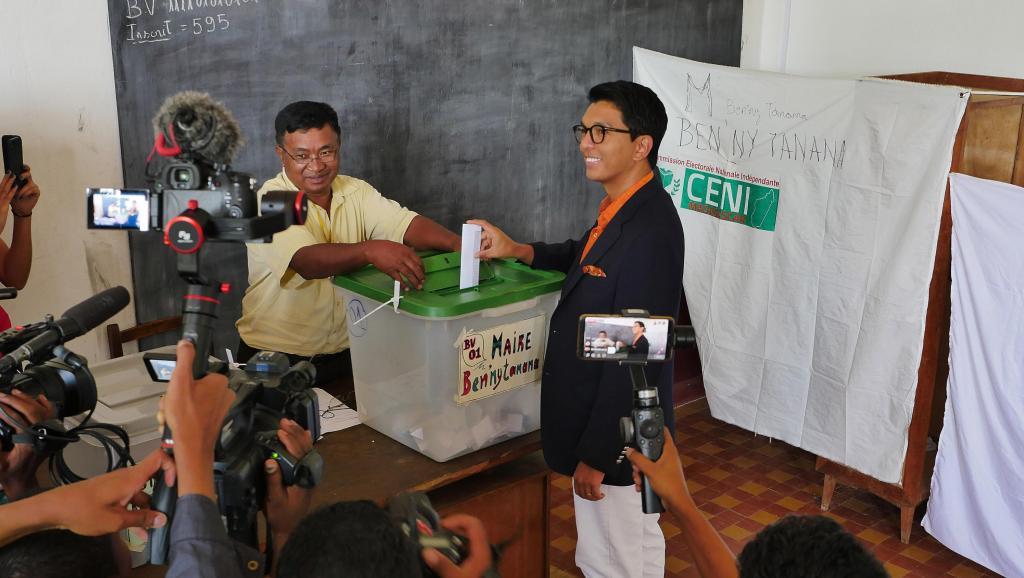 Madagascar: résultats définitifs des élections municipales