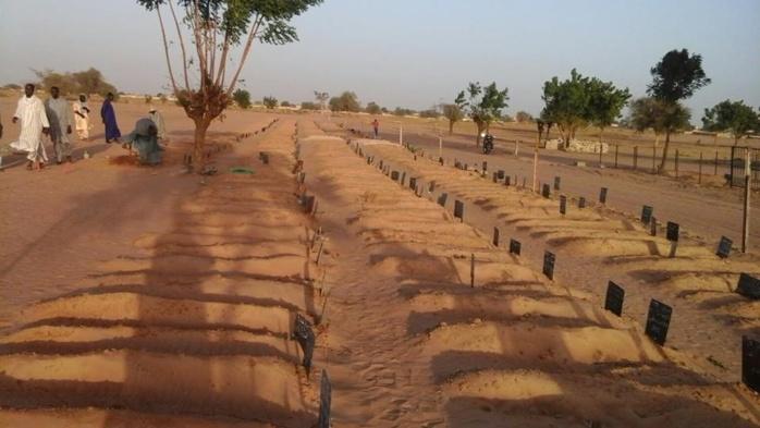 Touba: une centaine de tombes profanées... dont celle de la mère de Serigne Abdou Karim Mbacké