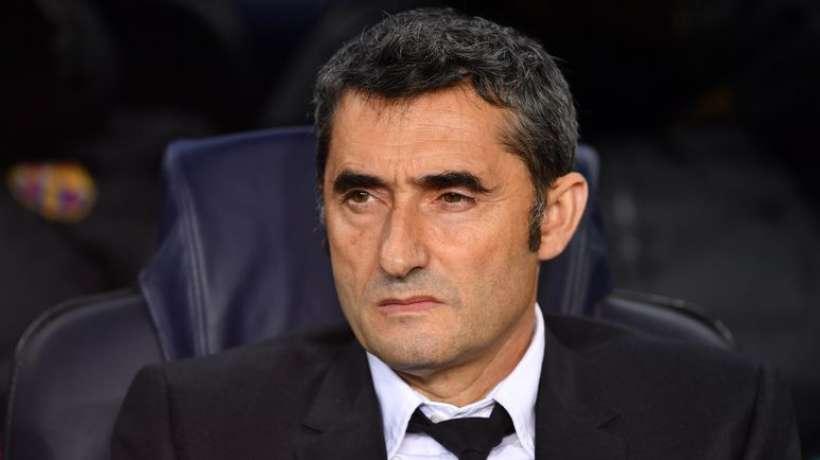 Officiel : le FC Barcelone licencie Ernesto Valverde et annonce l'arrivée de Quique Setien